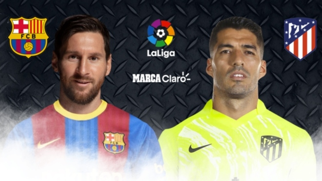 Barcelona vs Atlético Madrid en vivo y en directo online; resultado...