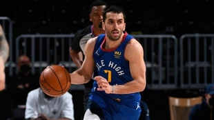 Facundo Campazzo vive una buena actualidad en la NBA
