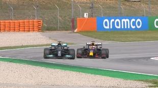 GP de Barcelona: Lewis Hamilton se lleva el triunfo en España