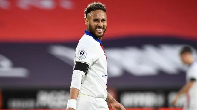 Neymar renovó su vínculo con París Saint-Germain hasta 2025