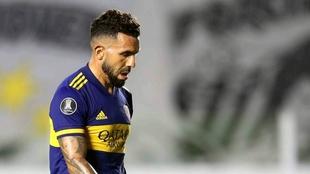 Santos derrotó 1-0 a Boca en Brasil