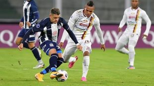 Talleres empató sin goles ante Deportes Tolima en la Copa...