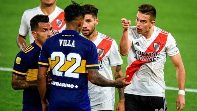 El Superclásico entre River y Boca se jugará en el estadio...