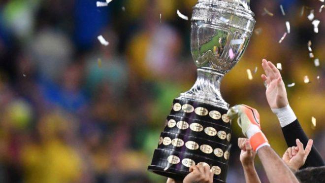 Conmebol mantendría la Copa América.