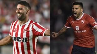 Estudiantes vs Independiente.
