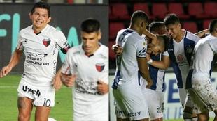Colón vs Talleres.