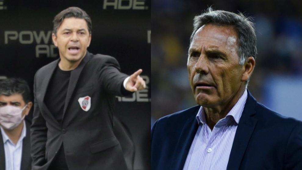 Gallardo y Russo ultiman detalles.