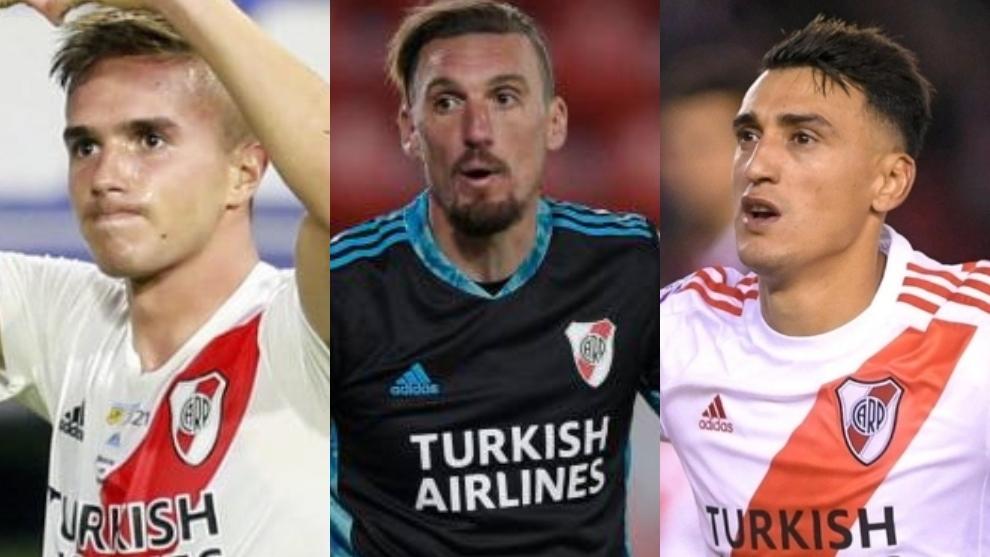 Palavecino, Armani y Suárez, los nuevos casos confirmados.