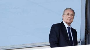 Florentino Pérez deberá reconstruir al Real Madrid