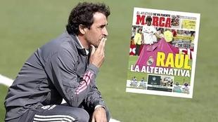 Raúl González, candidato a reemplazar a Zidane en Real Madrid