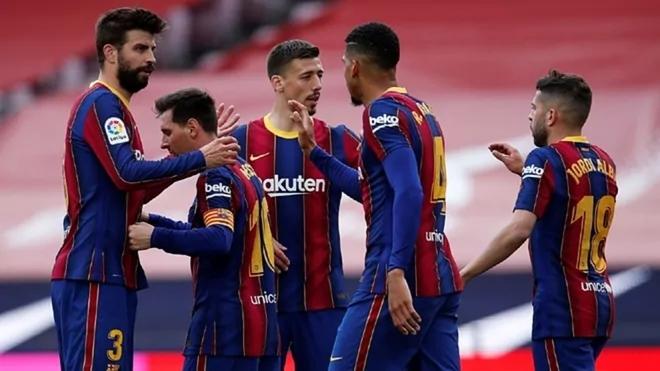 Leo Messi convirtió ante Celta de Vigo