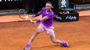 Rafael Nadal, campeón del Masters 1000 de Roma