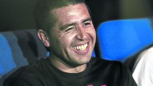 Juan Román Riquelme.