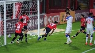 Independiente venció 1-0 a Bahía en Avellaneda