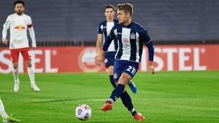 Talleres perdió 1-0 con RB Bragantino en Córdoba