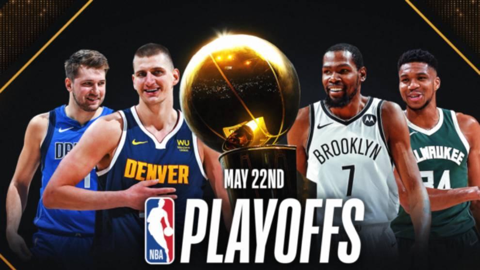 Definidos los Playoffs de la NBA.