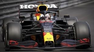 Max Verstappen se lleva el triunfo en el Gran Premio Mónaco F1 2021