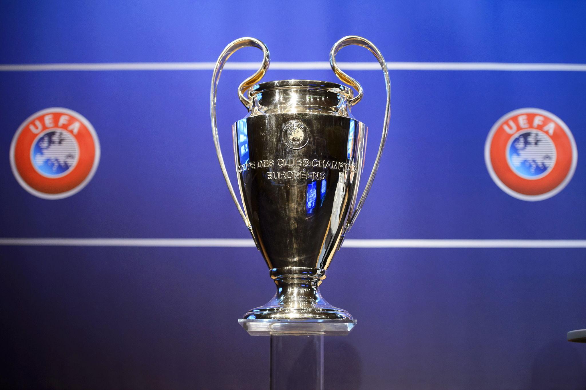 Trofeo de la Champions