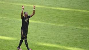 Alaba ya es jugador del Real Madrid.
