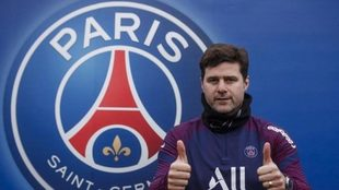 Mauricio Pochettino tiene contrato vigente en PSG