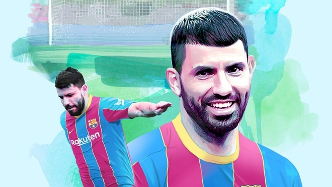 El Barcelona confirmó la llegada de Sergio Agüero