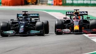 Gran Premio de Azerbaiyán 2021: hora y TV de la carrera de Fórmula 1