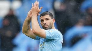 Agüero, una leyenda del Manchester City