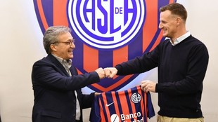 Mauro Cerro es el nuevo Director de Fútbol de San Lorenzo