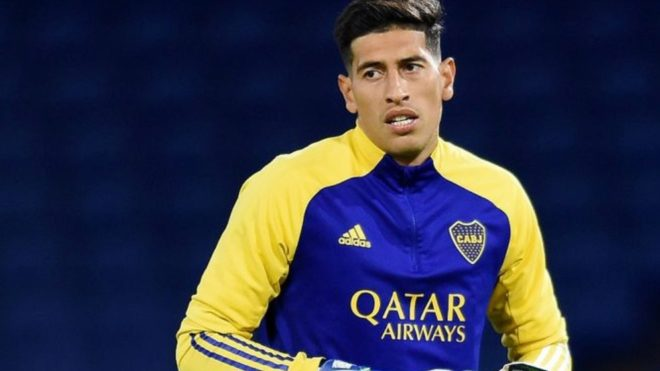 Andrada pidió irse de Boca.