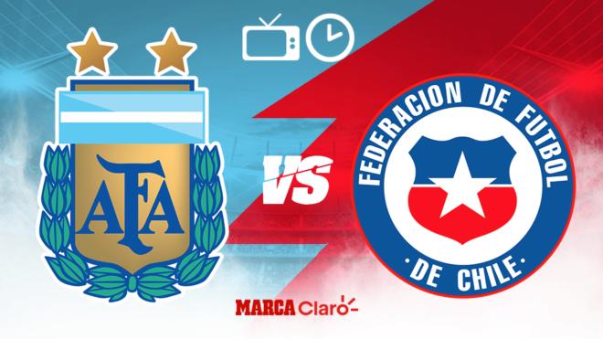 Argentina vs Chile Full Match – 05 June 2021