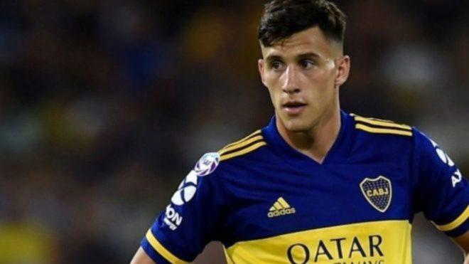 Nicolás Capaldo se marcha de Boca al RB Salzburgo
