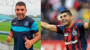 Dos etapas de Néstor Ortigoza, en Estudiantes de Río IV y en San...