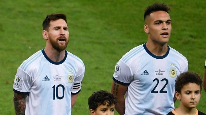 El Barcelona piensa nuevamente en el nombre de Lautaro Martínez