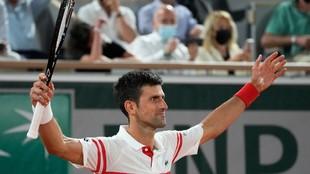 Novak Djokovic conquistó Roland Garros