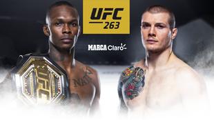 Horario y dónde ver UFC 263 y las peleas estelares de la MMA.