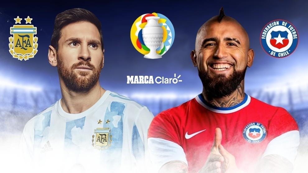 Argentina vs Chile Full Match & Highlights 14 June 2021