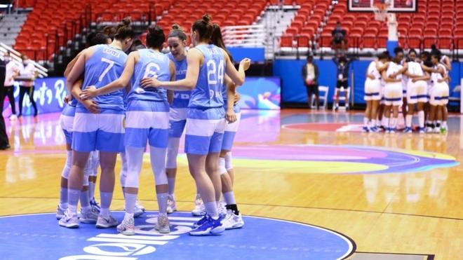 La Selección argentina femenina de básquetbol no disputará más la...