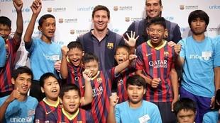 Leo Messi, en una imagen de archivo.