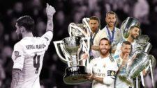 Sergio Ramos se marcha del Real Madrid