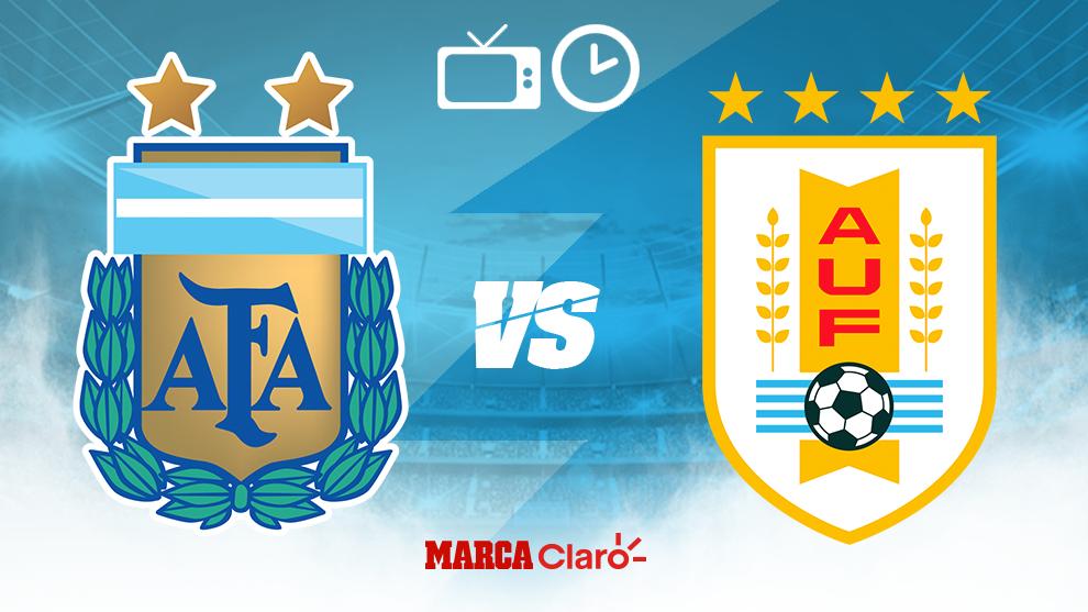Argentina vs Uruguay Full Match & Highlights June 19, 2021