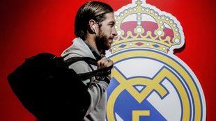 Sergio Ramos se despide del Real Madrid tras 16 años.