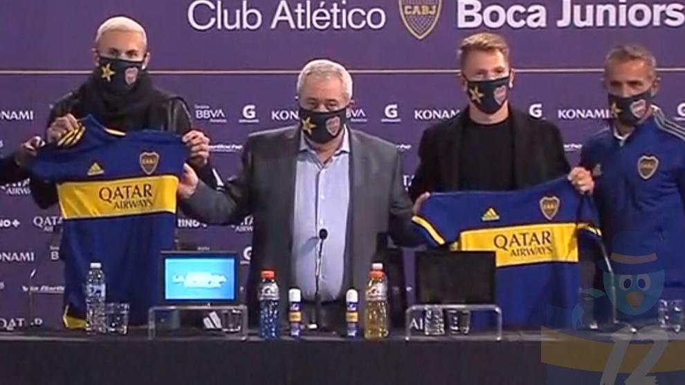 Briasco, Ameal y Rolón, también Cascini.