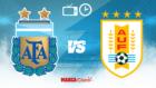 Argentina vs Uruguay: partidos de Copa America 2021 en vivo