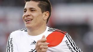 Iturbe quiere jugar con Messi en River.