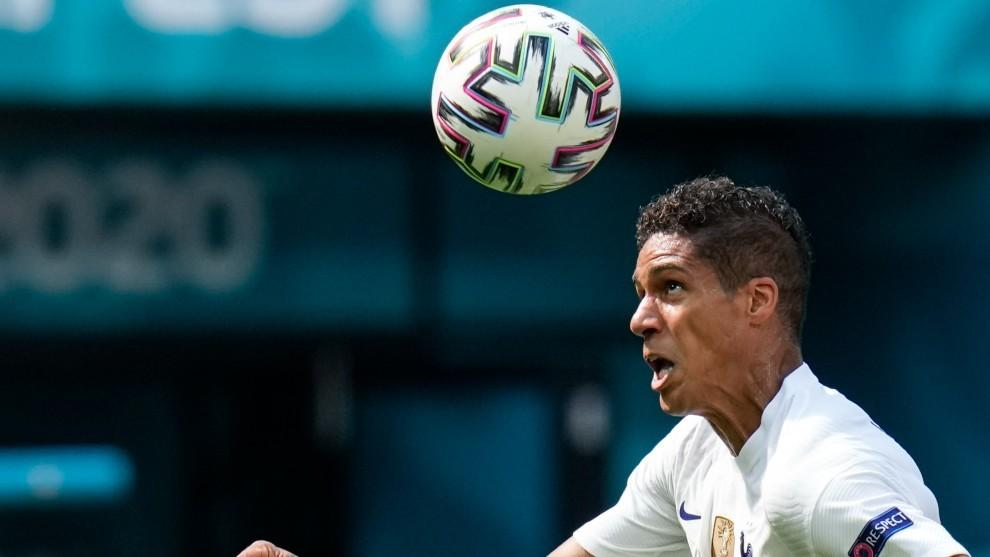 Varane, futbolista del Real Madrid y la selección francesa