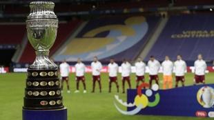 Copa América 2021 y test de Covid-19.