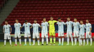 La Selección Argentina se ilusiona en la Copa América 2021