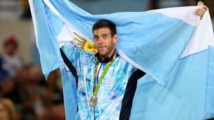 Del Potro tiene dos medallas olímpicas obtenidas