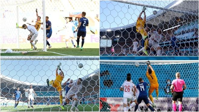 Martin Dubravka y un blooper increíble para el gol de España