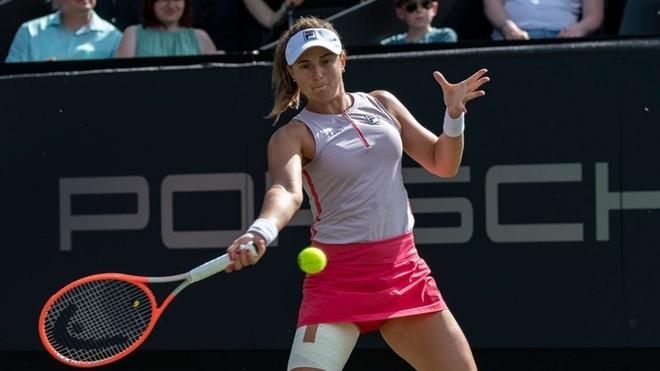 Nadia Podoroska avanzó en Bad Homburg